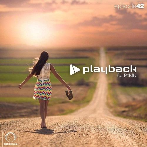 دانلود پادکست جدید Dj Ramin بنام Playback 42